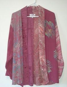 Vintage WILD THING California Kimono